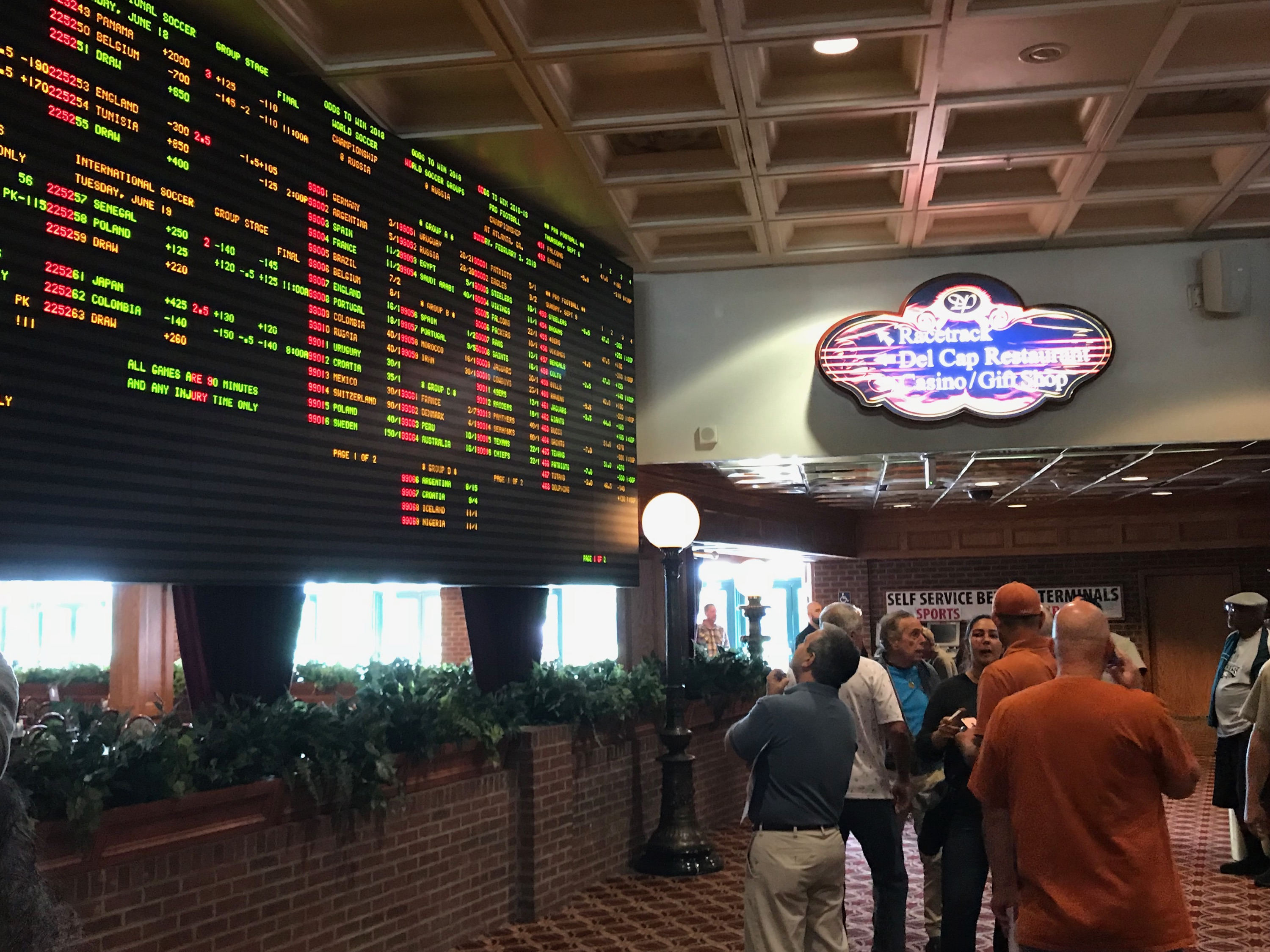 Delaware park sports betting addressing new jersey lawsuit sports betting